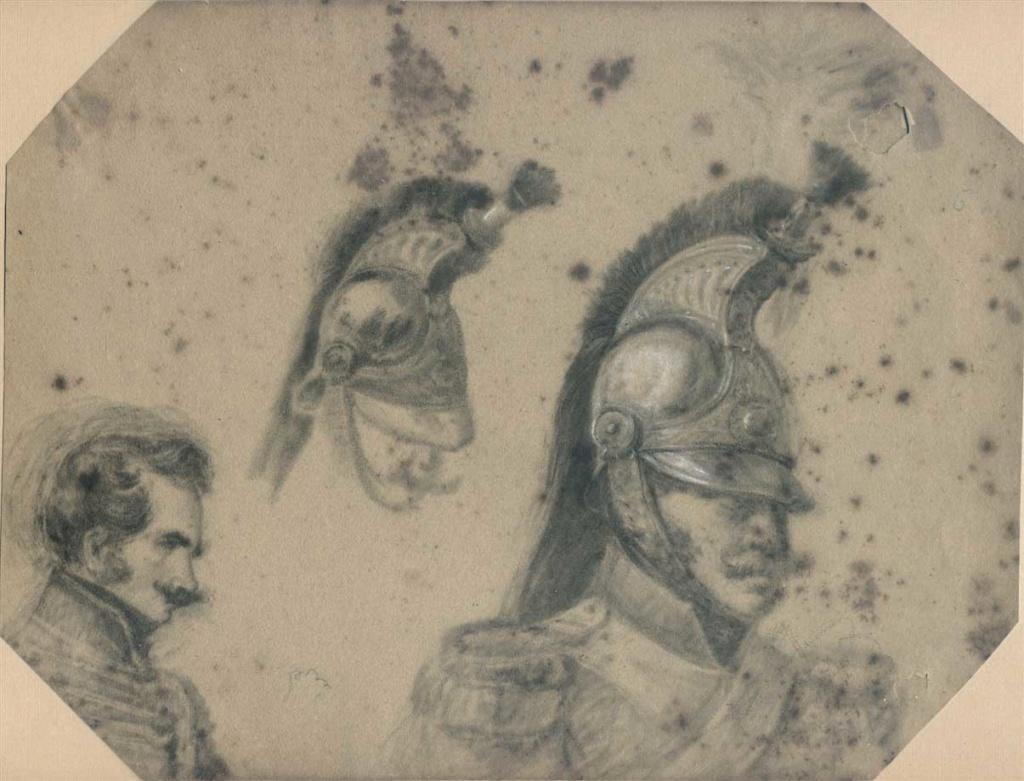 les Ferrier : officiers de la Grande Armée Scherm17