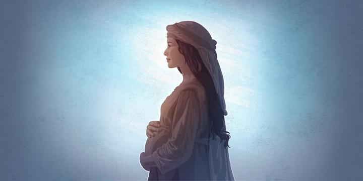 La vierge Marie que dit la BIBLE a son sujet? 50201815