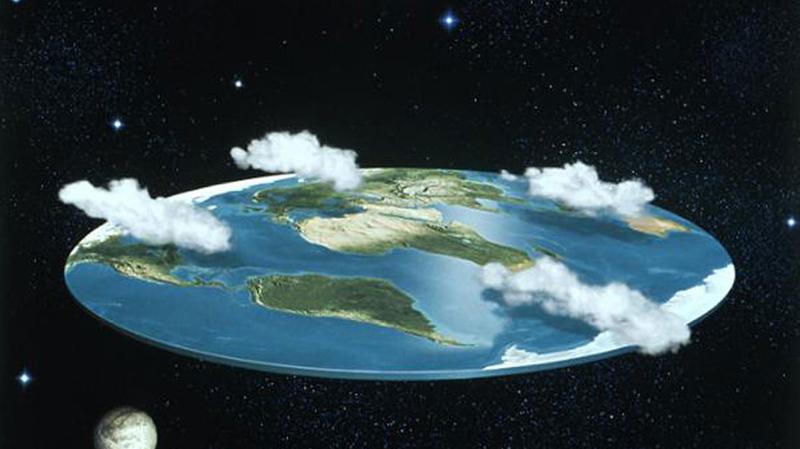 La terre est-elle plate? Terre-10
