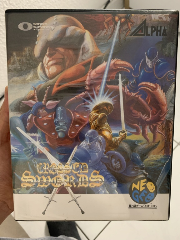 Crossed Swords Neo geo USA, INSERT VRAI OU FAUX ?  - Page 2 5b728f10