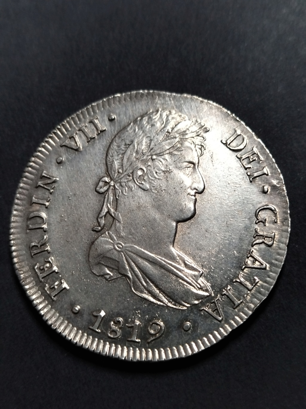 8 Reales Lima 1819 16205510