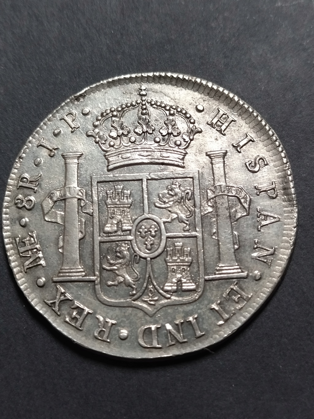 8 Reales Lima 1819 16205512