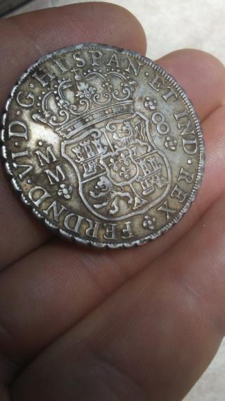 8 reales 1755 Mexico 20200730