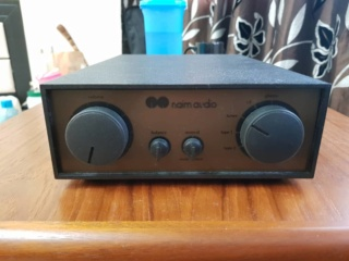 Naim 72/140 pre/power amp (Sold) Whatsa20