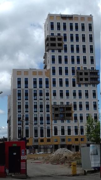 Строительство 3 корпуса  - Страница 6 20190610