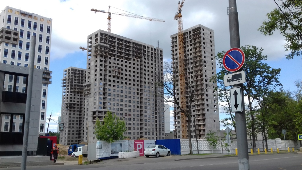 Строительство 4 корпуса - Страница 6 20190616