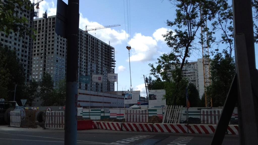 Реновация в Лосиноостровском райне - что известно и как развивается - Страница 2 20190618