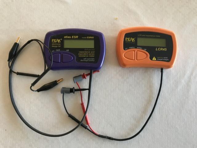 XC6013L Digital Capacitor Meter Fullsi29