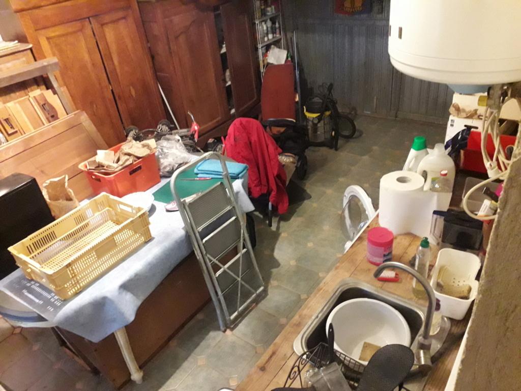 Garage transformation en studio, casse-tête chinois et besoin d'idées 20190313