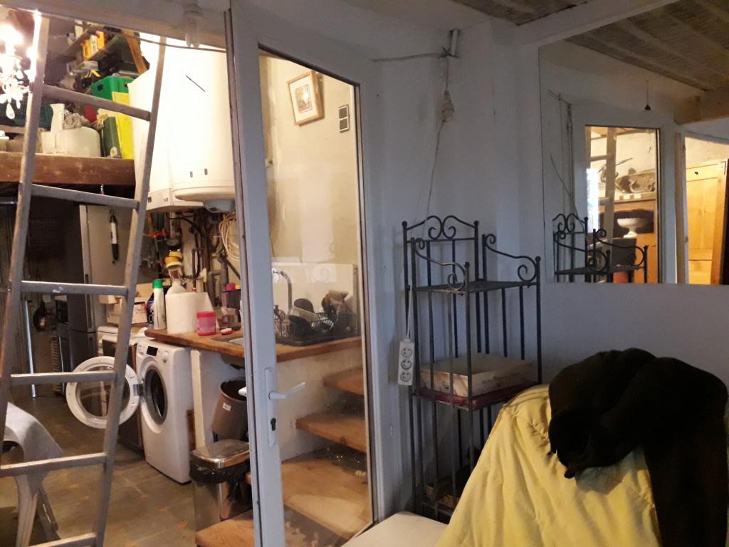 Garage transformation en studio, casse-tête chinois et besoin d'idées 20190314