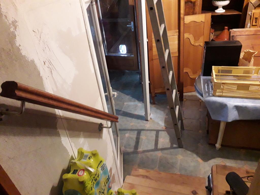 Garage transformation en studio, casse-tête chinois et besoin d'idées 20190315