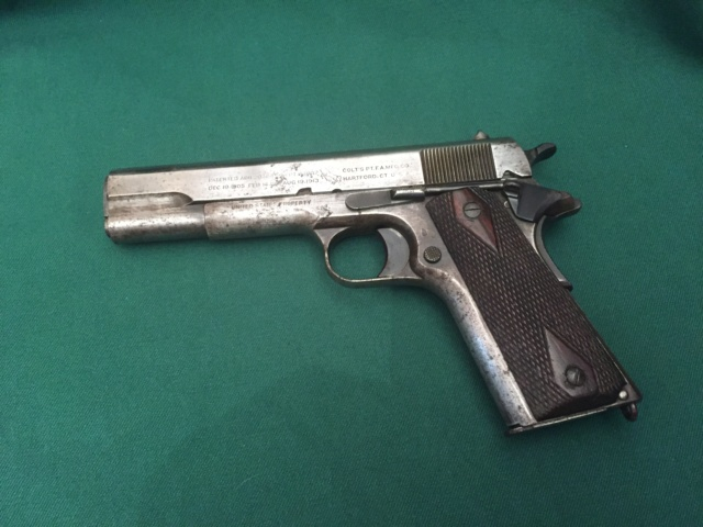 bronzage colt 1911 Colt10