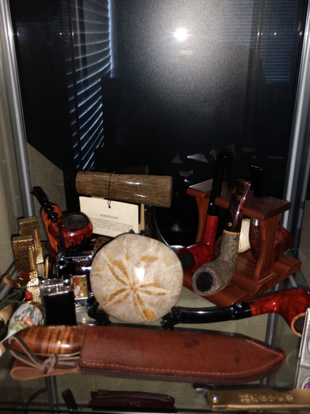 Display Cabinet of Pipes & Stuff Img_2014