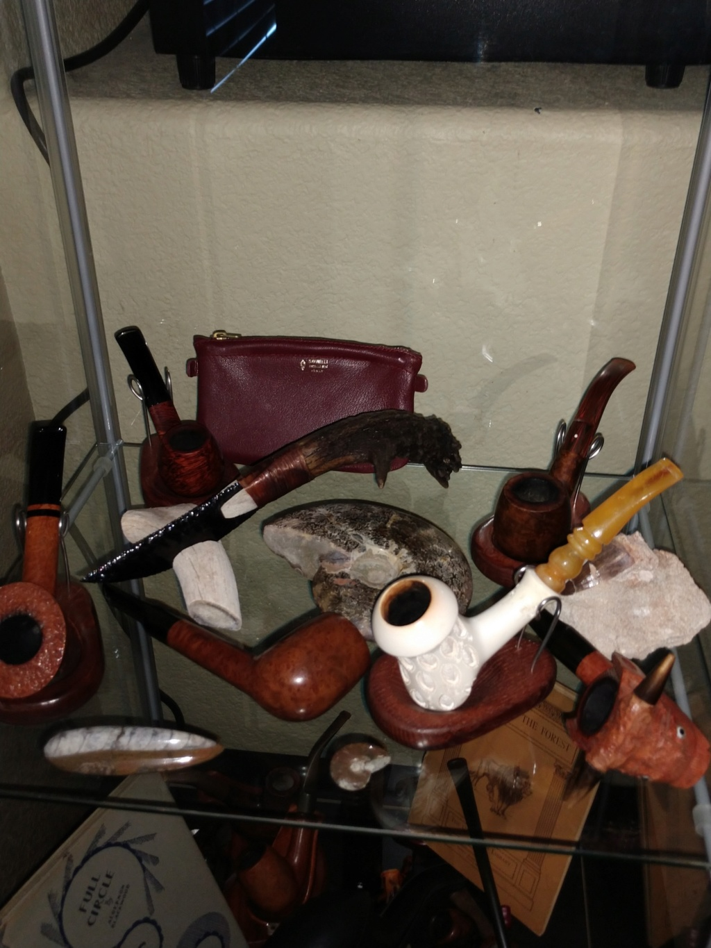 Display Cabinet of Pipes & Stuff Img_2015