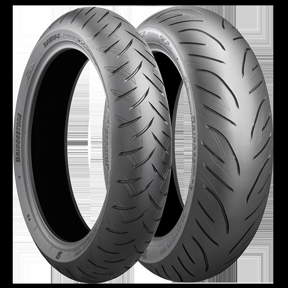 Bridgestone Battlax SC2 durability Sc210