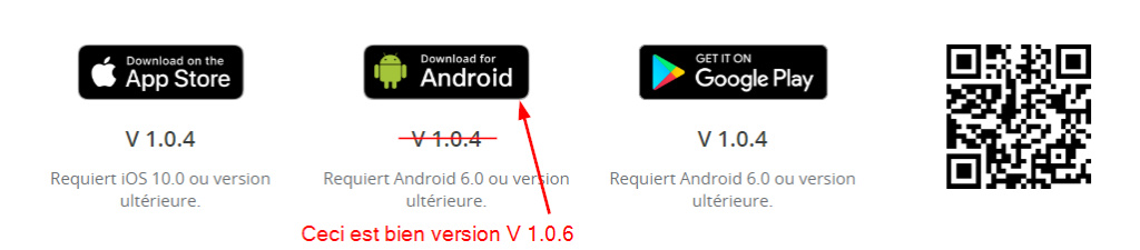 mise a jour Android 2020-010