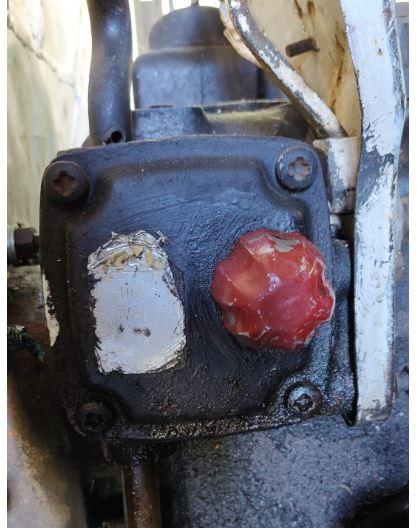 DB990 Selectan hydrauliikkavuodot Kzisij10