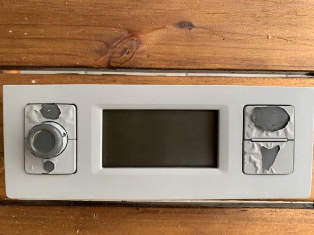 vends console T5 California pour pièces Img_1710