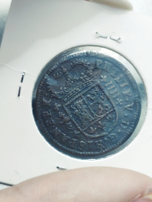 4 maravedís de Felipe V de Valencia, 1718 Img_2022