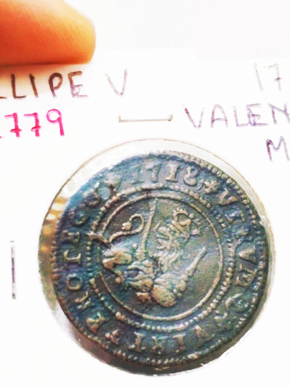 4 maravedís de Felipe V de Valencia, 1718 Img_2023