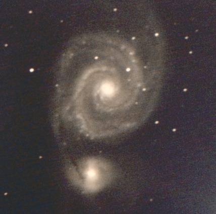 Premier pas en ciel profond M51-fi10