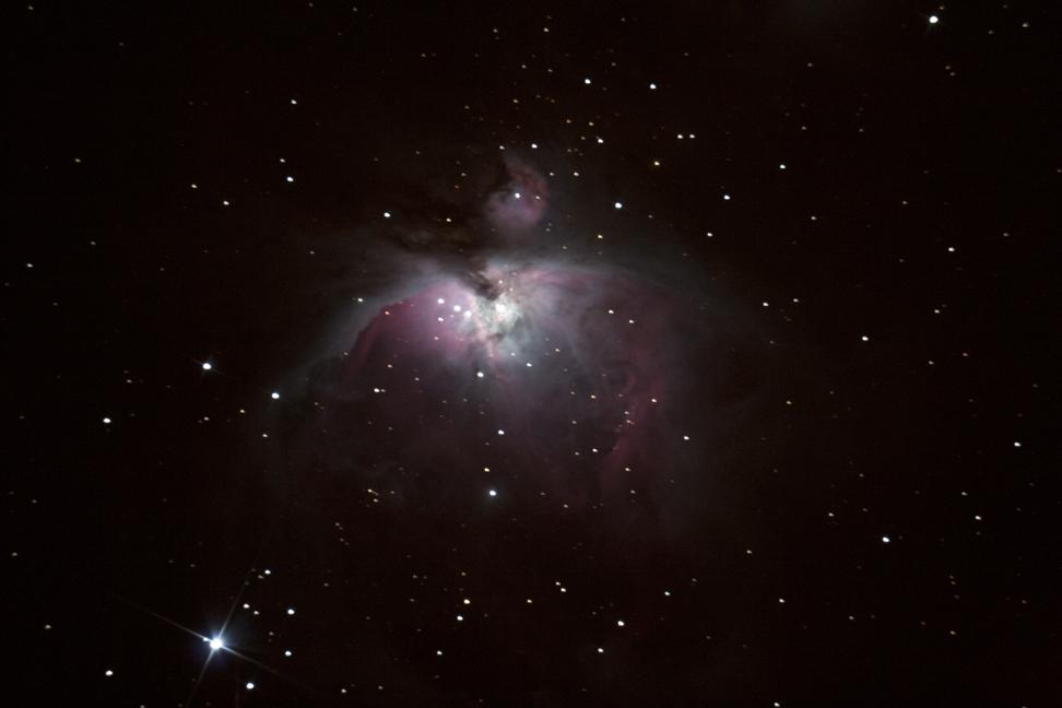 Orion après défiltrage Orion011