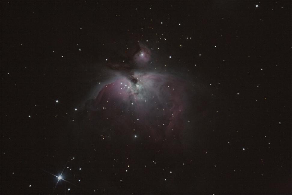 Orion après défiltrage Orion013