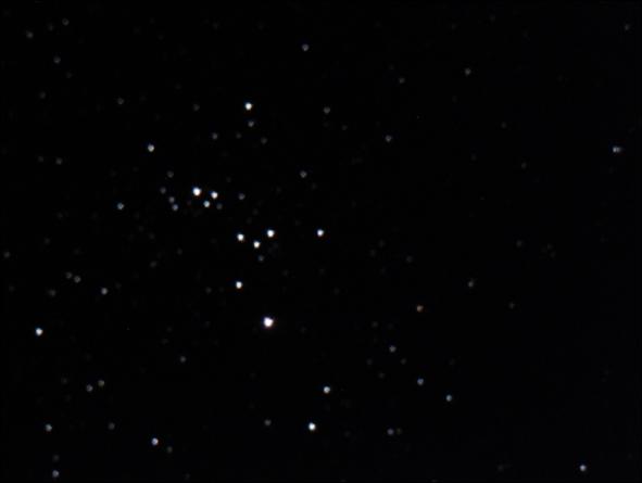 Premier pas en ciel profond Pleiad11