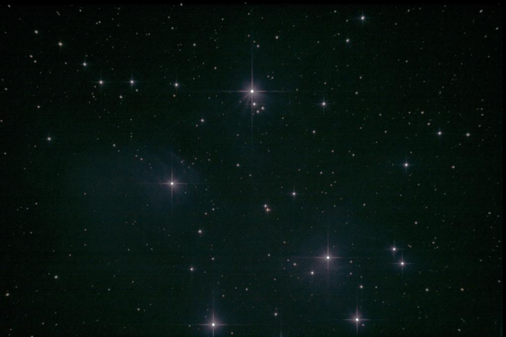Les Pléiades au 1000d Pleiad12
