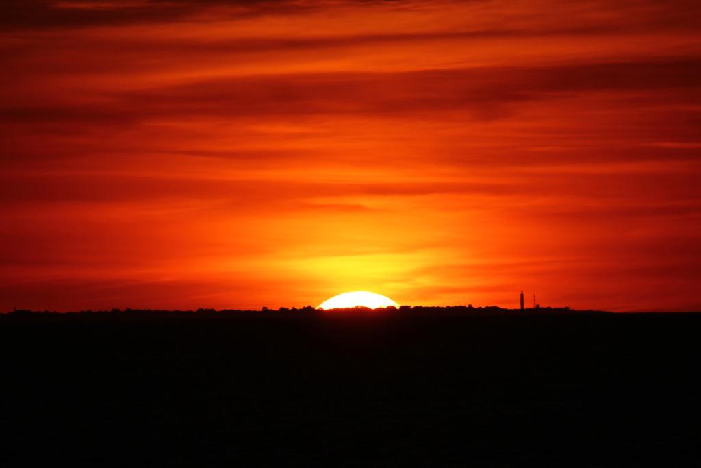 Coucher de soleil Img_7411