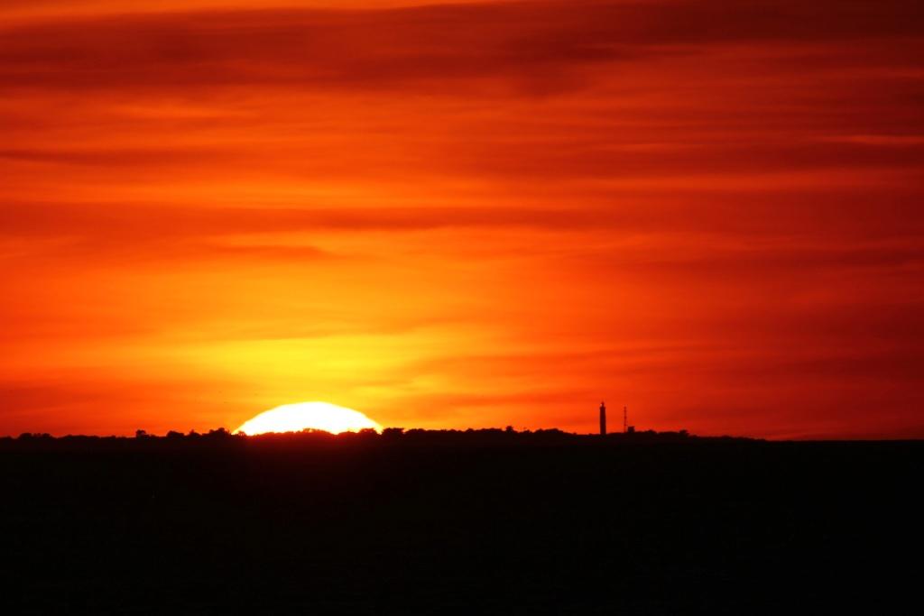 Coucher de soleil Img_7412
