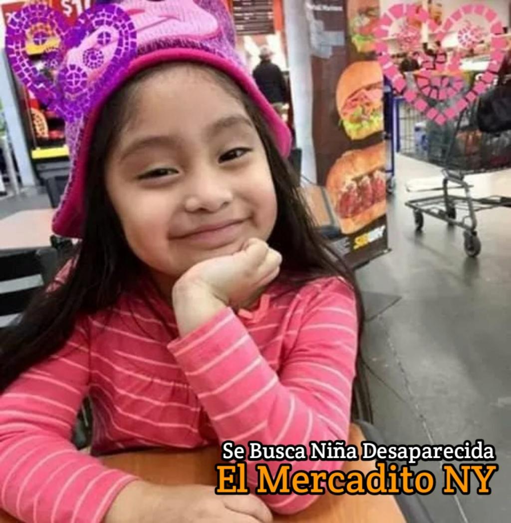 Ayuda a Encontrar Niñita Desaparecida 20190913