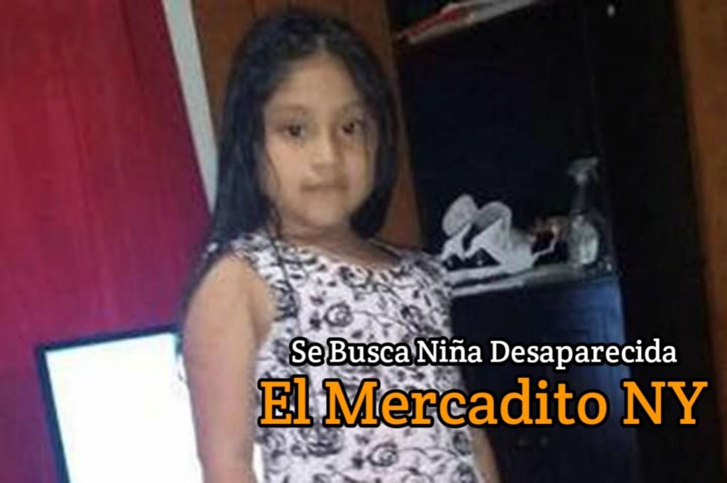 Ayuda a Encontrar Niñita Desaparecida 20190915