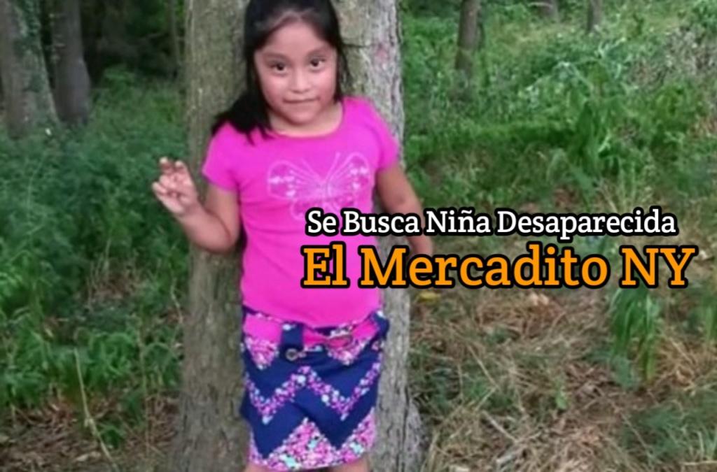 Ayuda a Encontrar Niñita Desaparecida 20190918