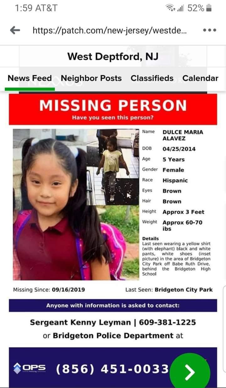 Ayuda a Encontrar Niñita Desaparecida Fb_img14