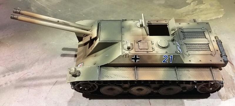 Panzer Kleinzerstörer Rutscher - 1/35ème - Das Werk - Page 2 20191231