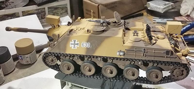 KanonenJagdPanzer (KaJaPa) 1/35 Revell 20200100