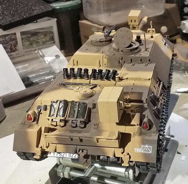 KanonenJagdPanzer (KaJaPa) 1/35 Revell 20200103