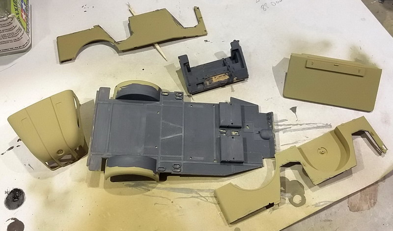 Camion STEYR type 1500A/01  [Tamiya 1/35] 20200108
