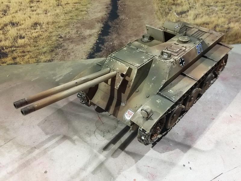 Panzer Kleinzerstörer Rutscher - 1/35ème - Das Werk - Page 3 20200111