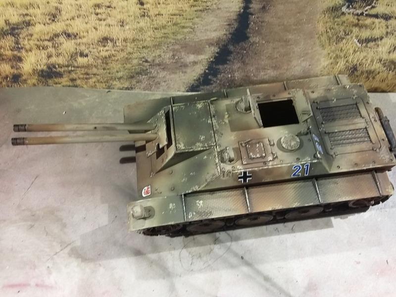 Panzer Kleinzerstörer Rutscher - 1/35ème - Das Werk - Page 3 20200112