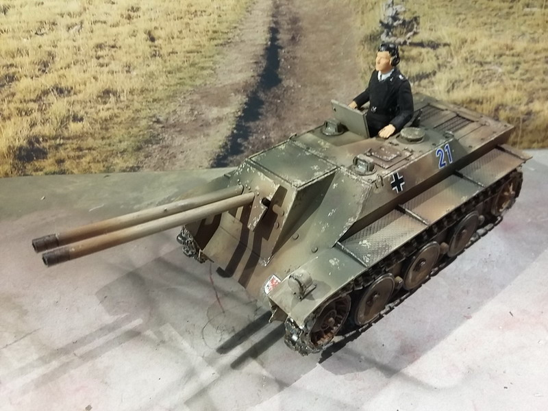 Panzer Kleinzerstörer Rutscher - 1/35ème - Das Werk - Page 3 20200114