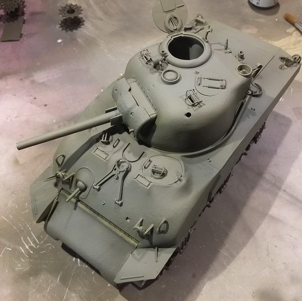 Sherman 2ème DB vs 1/35 Tamiya : j'ai besoin de vous ! - Page 7 20200152