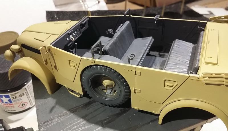 Camion STEYR type 1500A/01  [Tamiya 1/35] 20200156