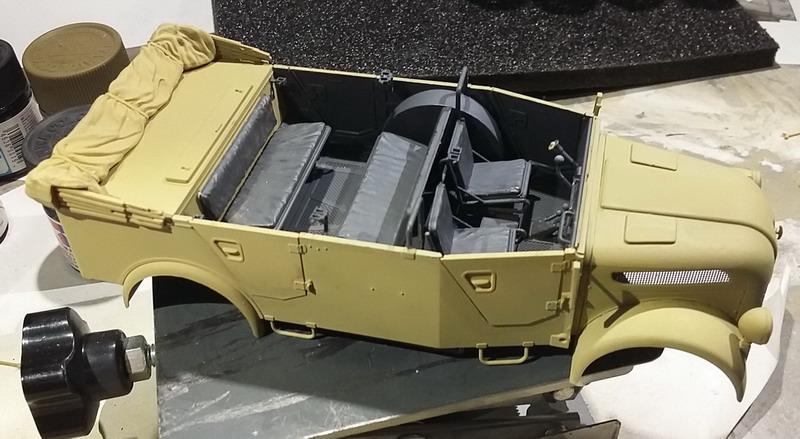 Camion STEYR type 1500A/01  [Tamiya 1/35] 20200157