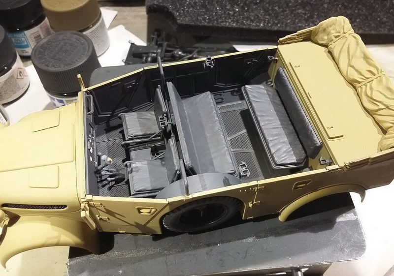 Camion STEYR type 1500A/01  [Tamiya 1/35] 20200158