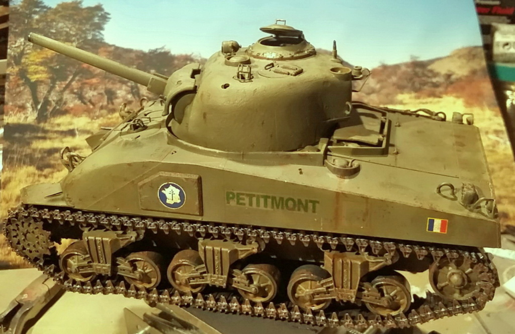 Sherman 2ème DB vs 1/35 Tamiya : j'ai besoin de vous ! - Page 7 20200232