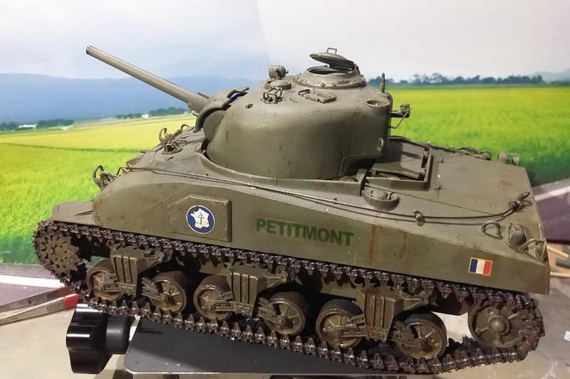 Sherman 2ème DB vs 1/35 Tamiya : j'ai besoin de vous ! - Page 7 20200234