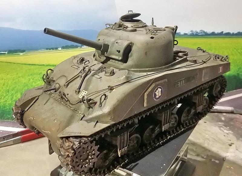 Sherman 2ème DB vs 1/35 Tamiya : j'ai besoin de vous ! - Page 7 20200235