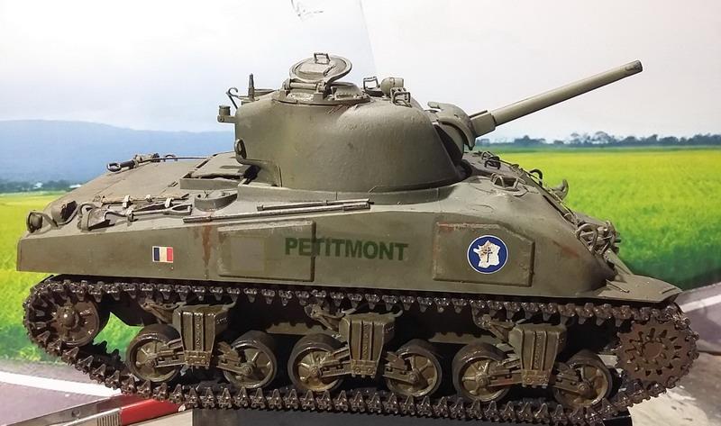 Sherman 2ème DB vs 1/35 Tamiya : j'ai besoin de vous ! - Page 7 20200237